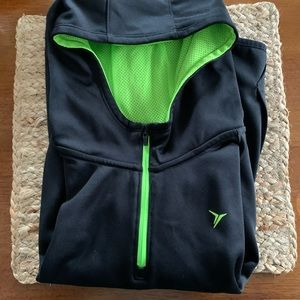 Old Navy Go-Dry Athletic Hoodie